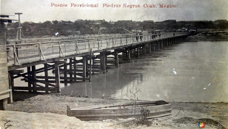 Puente provicional