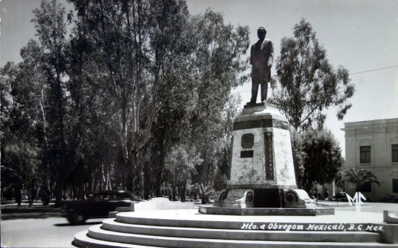 Monumento a Alvaro Obregon