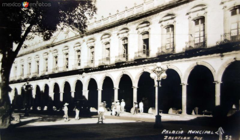 Palacio Municipal Entre