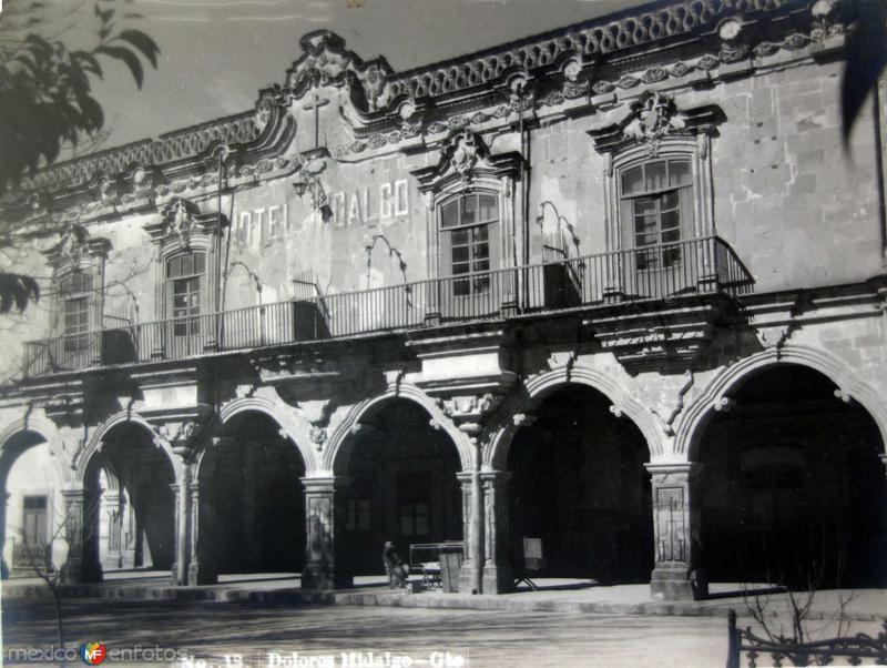 Hotel Hidalgo entre