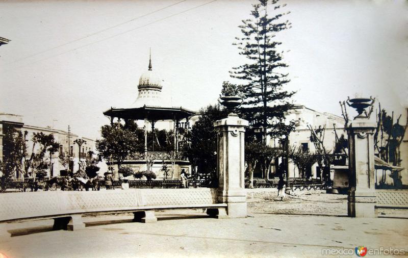 Kisoco de la Plaza de Armas