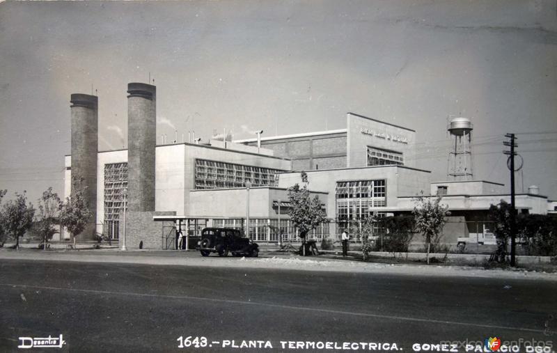 Planta Termoelectrica