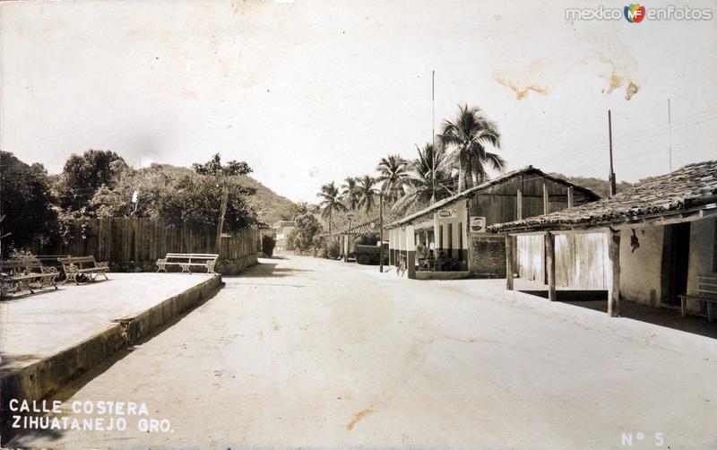 Calle Costera