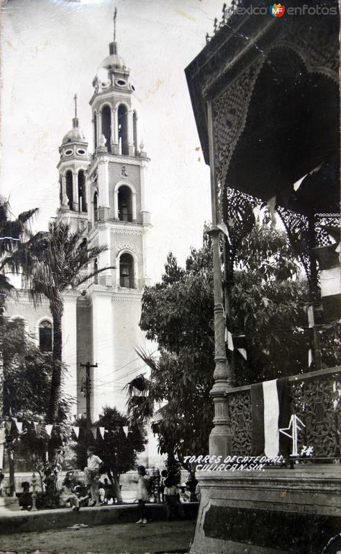 Torres de Catedral