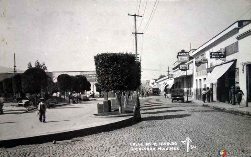 Calle Don Miguel Hidalgo