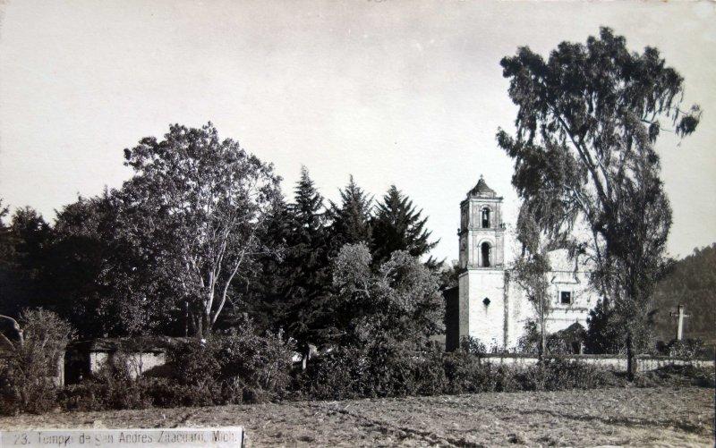 Templo de San Andres