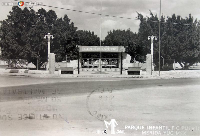 Parque Infantil F C Puerto