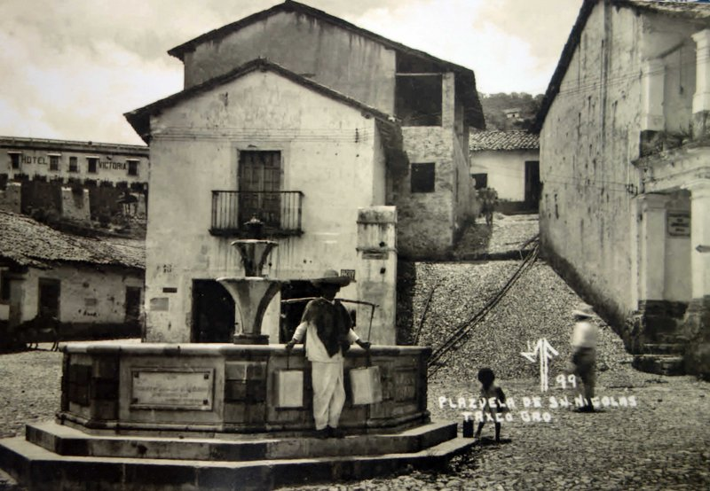 La Plazuela de San Nicolas