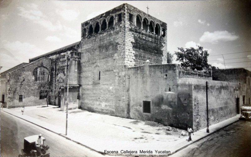 Escena Callejera Merida Yucatan