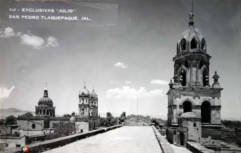 Panorama de Iglesias