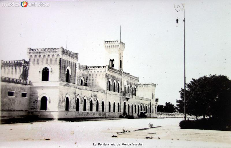La Penitenciaria de Merida Yucatan