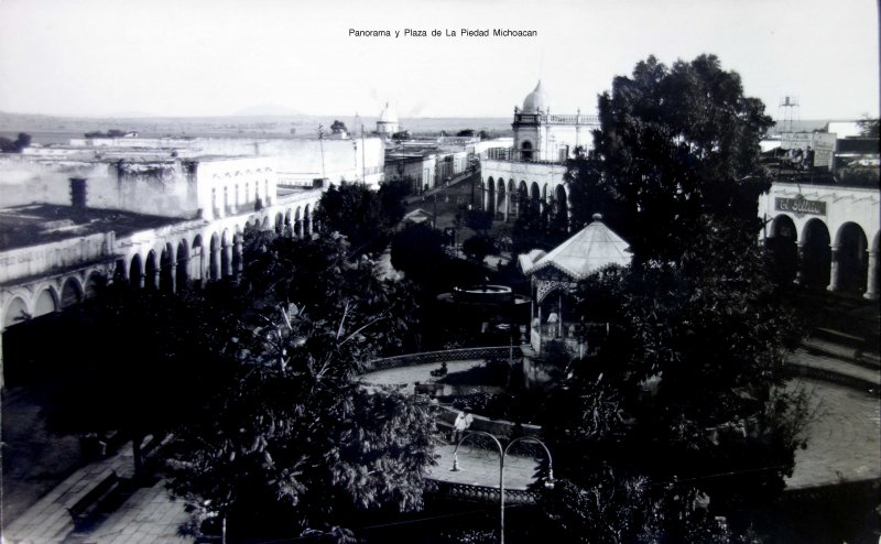Panorama y Plaza ( 1920-1940 )
