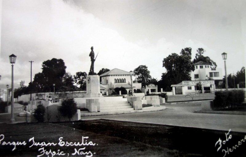 Parque Juan Escutia