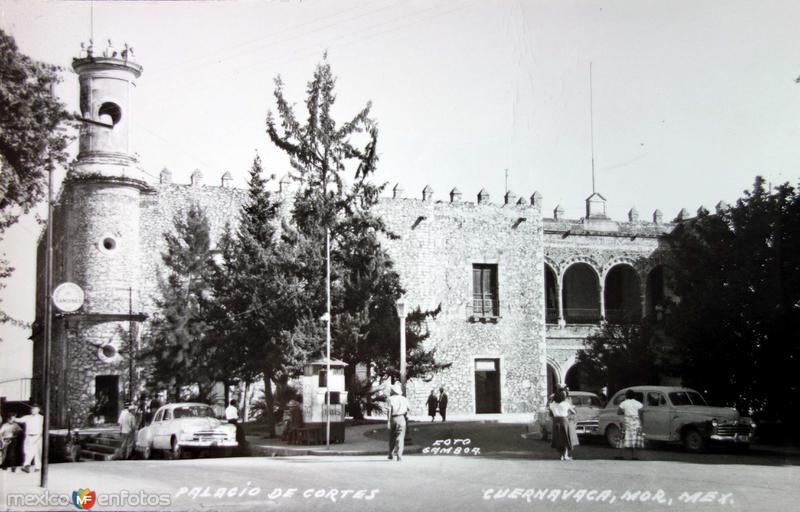 El Palacio de Cortes