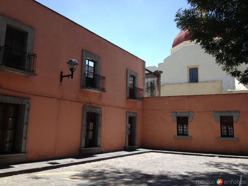 Centro de Apetatitlán de Antonio Carvajal. Julio/2016