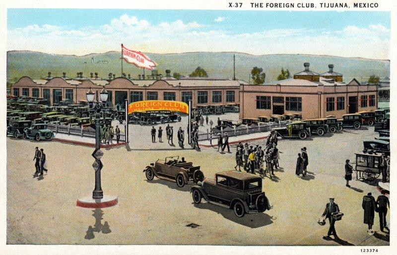 El Foreign Club