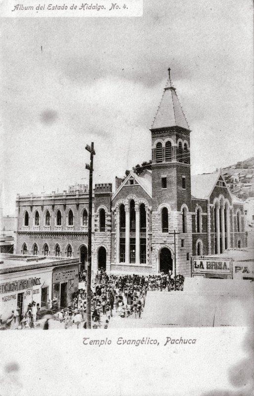Templo Evangélico de Pachuca
