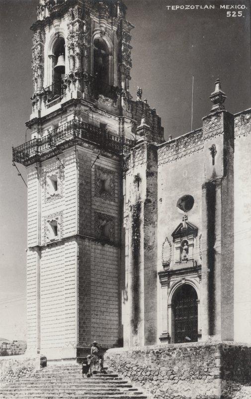 Templo de Tepotzotlán