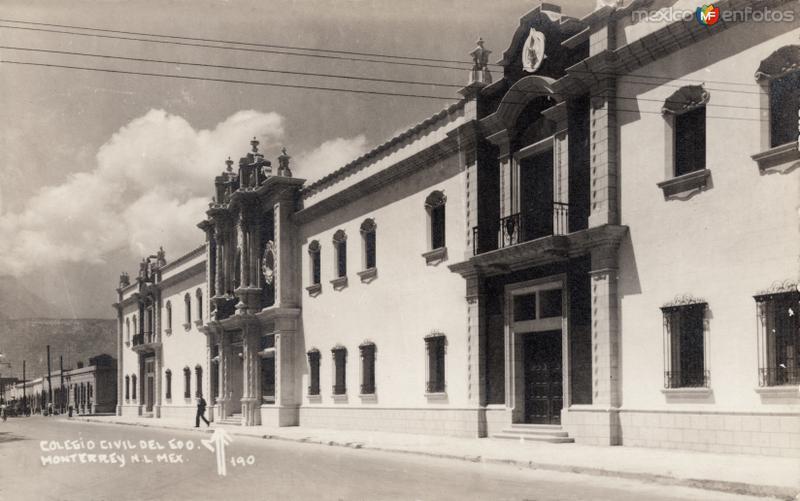 Universidad de Nuevo León (Colegio Civil)