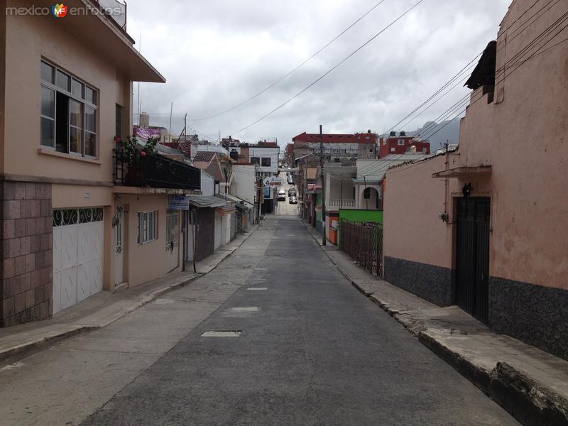 Calles del Centro de la ciudad. Julio/2016