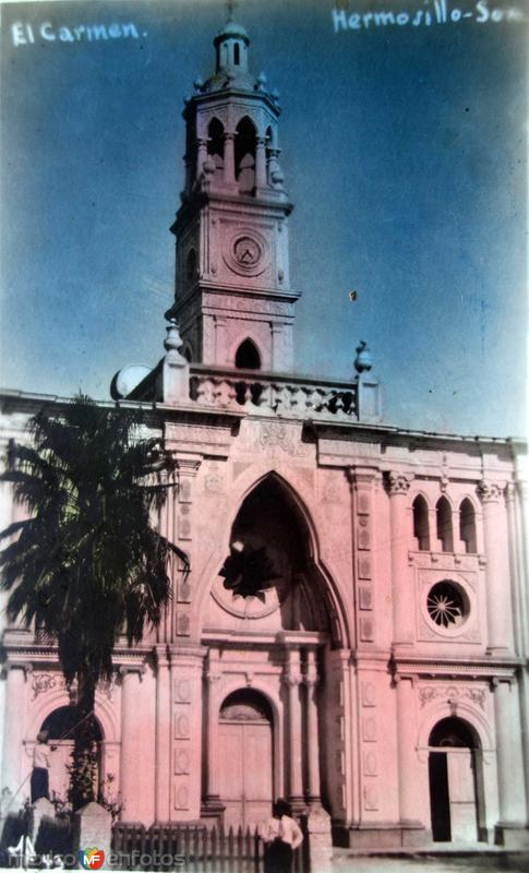 La Iglesia de el Carmen