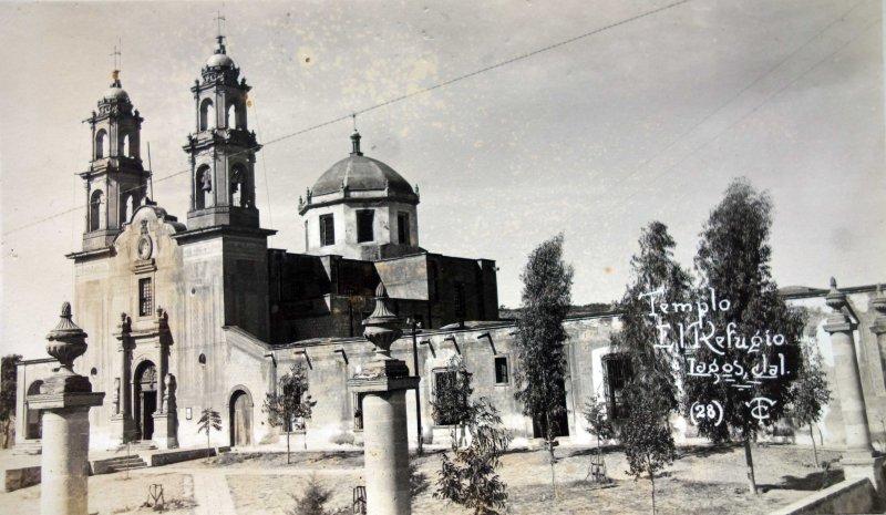 Templo de el Refugio