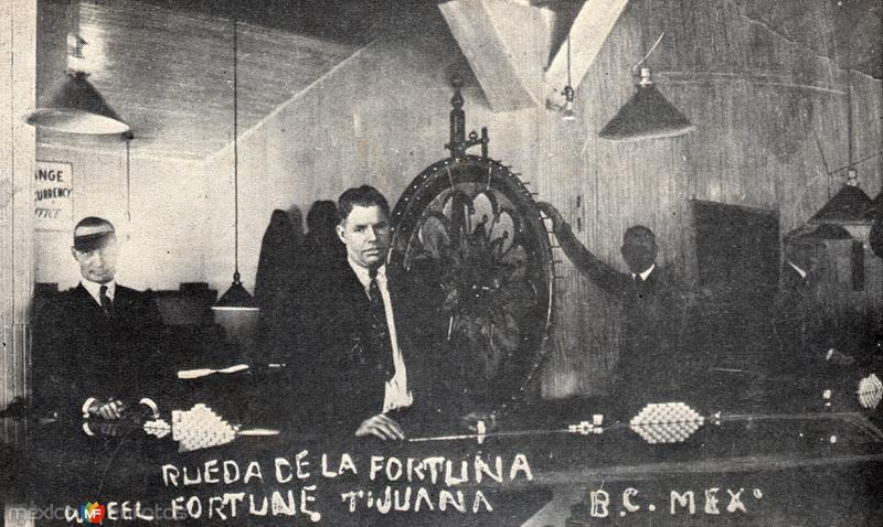 Rueda de la Fortuna en Tijuana