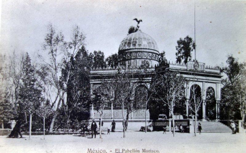 El Pabellon Morisco