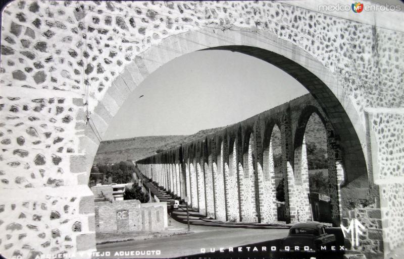 Arqueria de el Viejo Acueducto