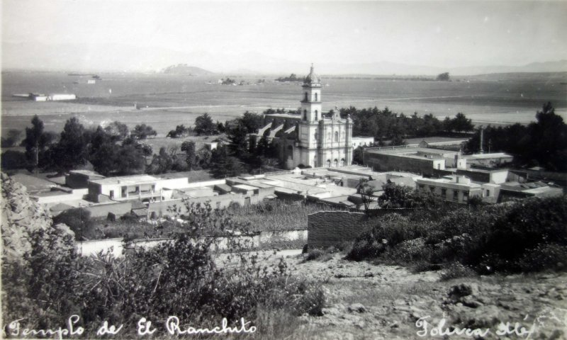 Templo de el Ranchito