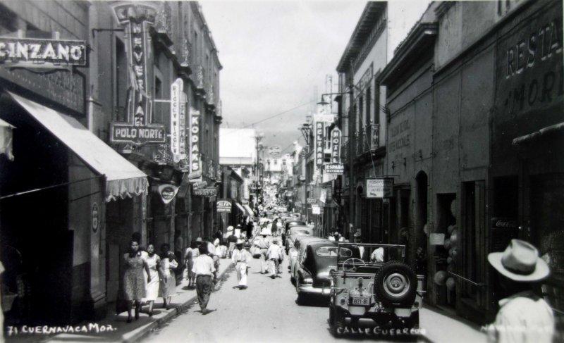 Calle Guerrero