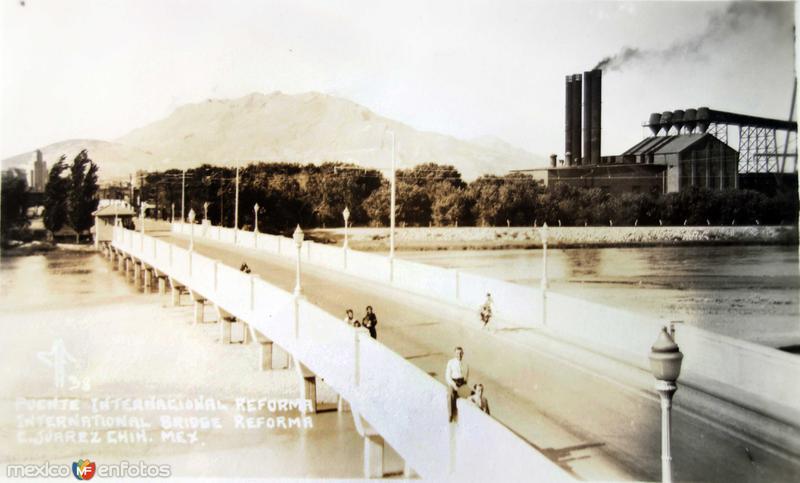 Puente Internacional Reforma