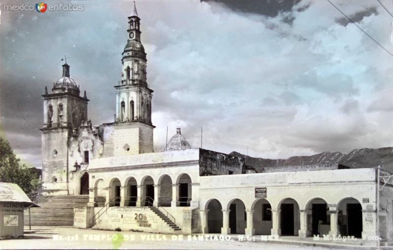 Templo de Villa de Santiago