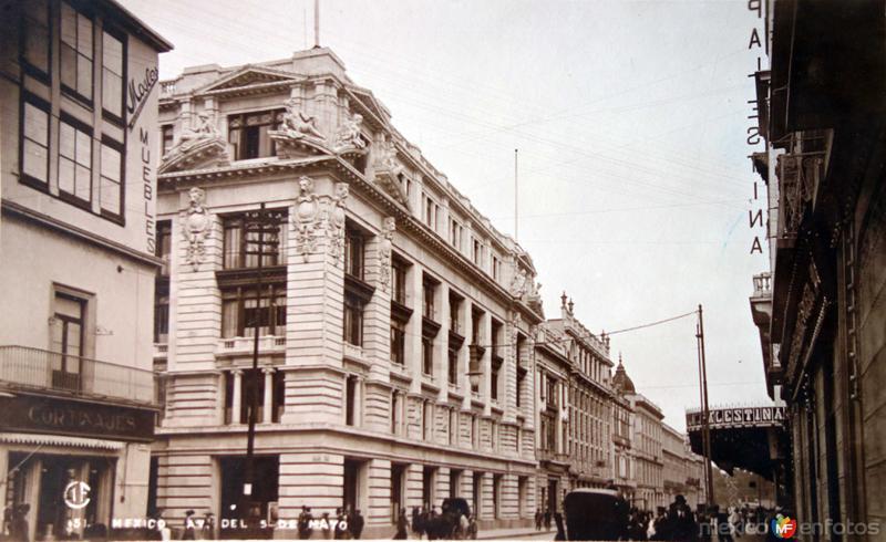 Avenida Cinco de Mayo