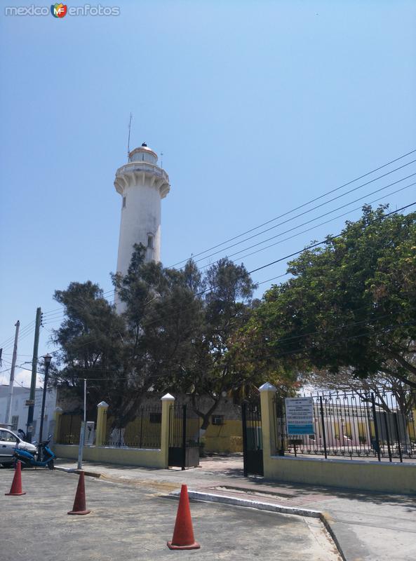 Malecón y Playa de Puerto Progreso