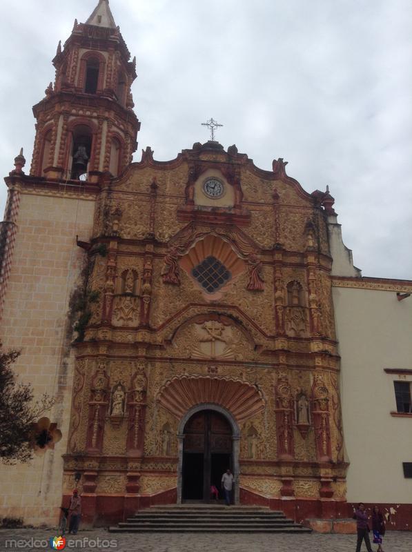Misión Franciscana de Jalpan de Serra