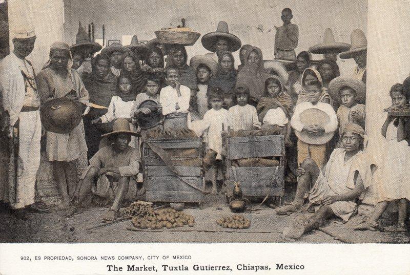 Mercado de Tuxtla Gutiérrez