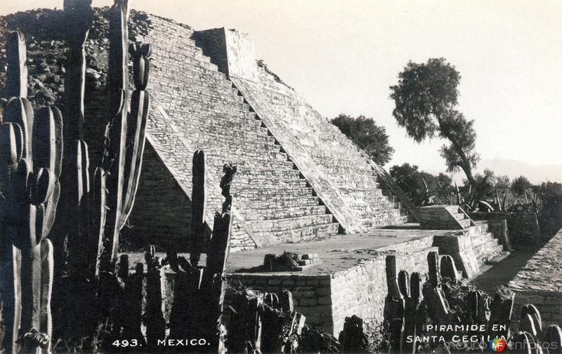 Pirámide de Santa Cecilia