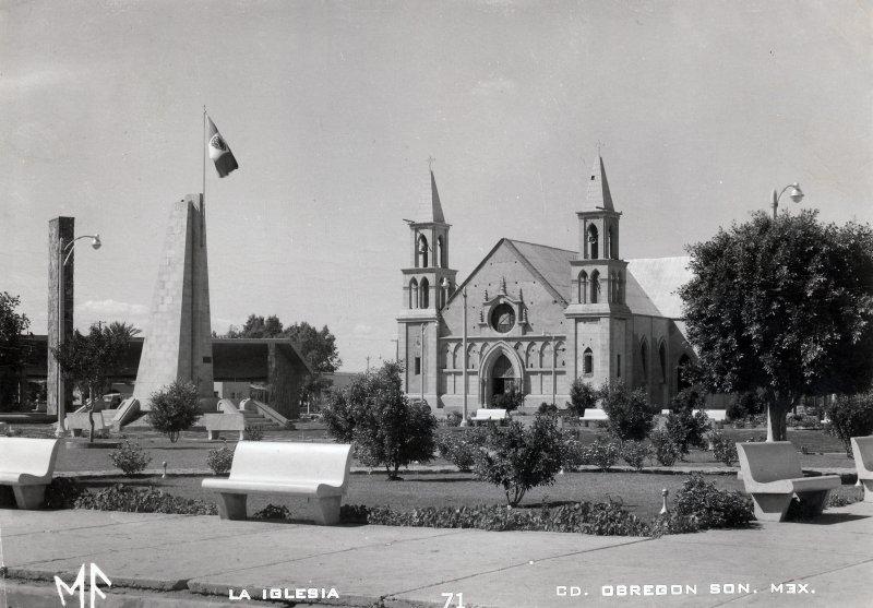 Iglesia de Ciudad Obregón