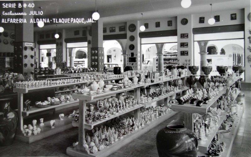 Tienda Alfareria Aldama