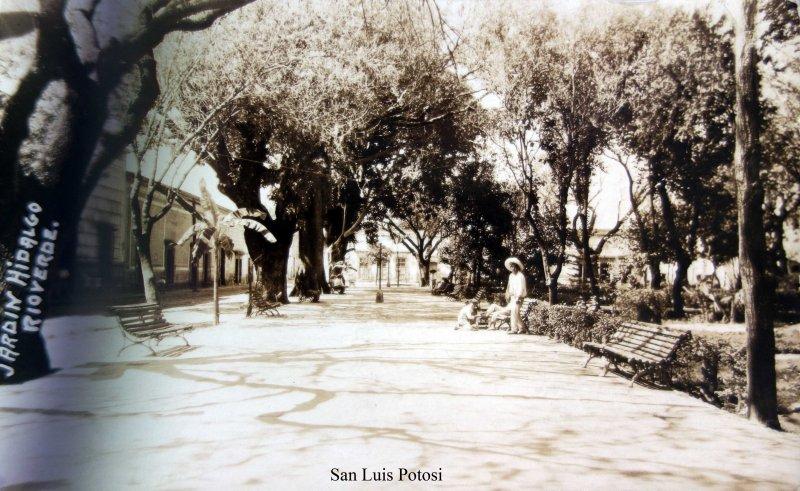 Jardin Hidalgo
