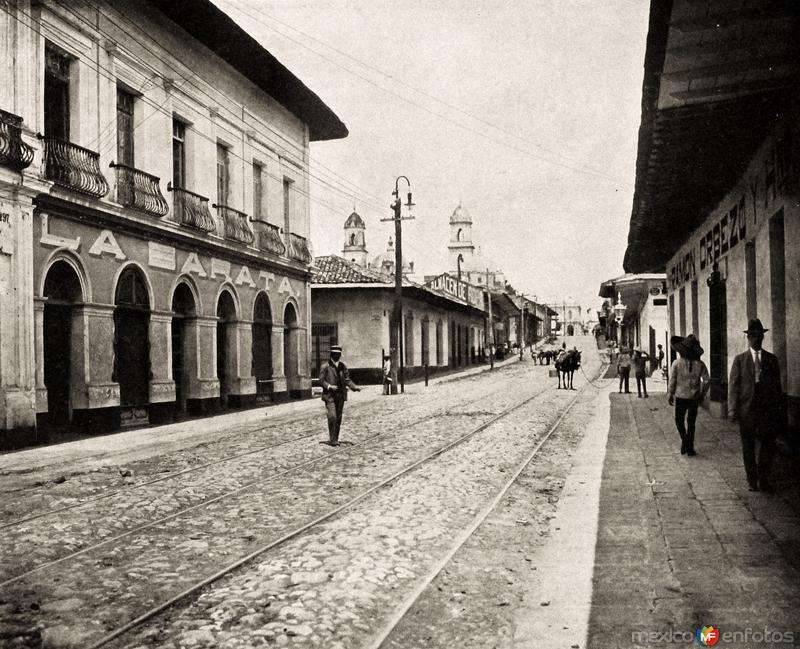Una calle de Cordoba