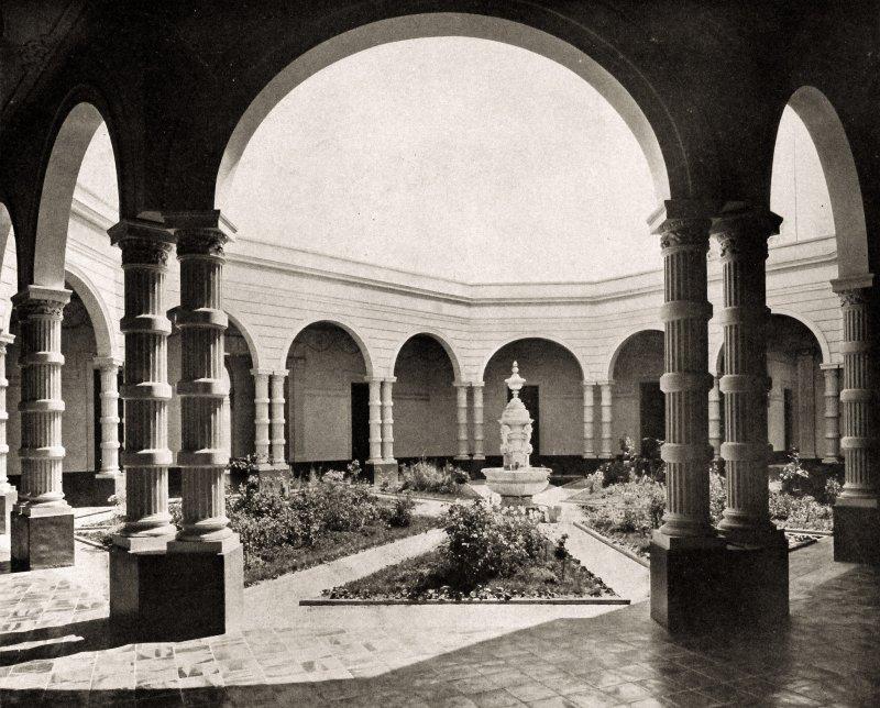 Escuela Industrial y de Comercio de Señoritas Miguel Ahumada