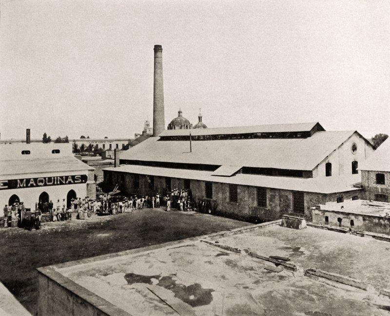 Fábrica de Vidrio