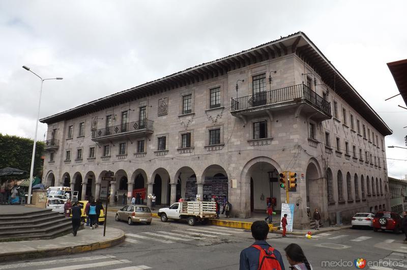 Palacio Municipal. Octubre/2016