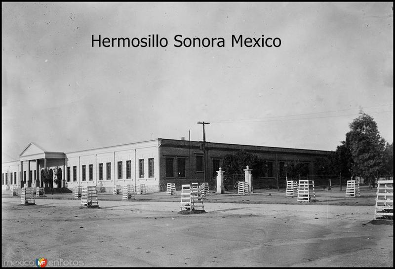 Fotos antiguas de Hermosillo