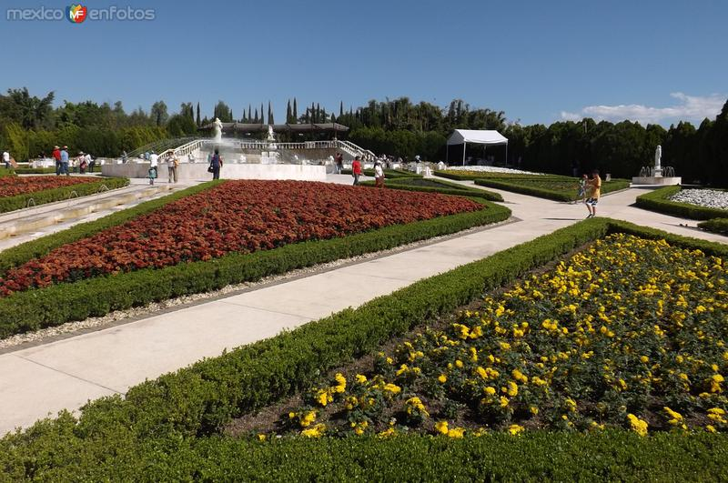 Jardin Italiano. Noviembre/2016