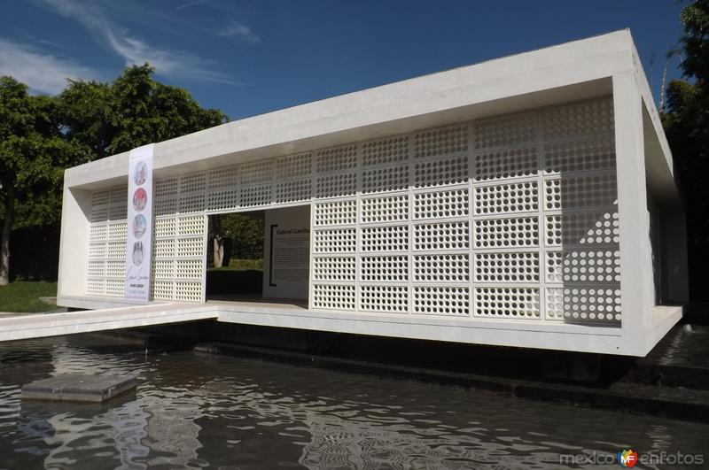 Museo en los Jardines de México. Noviembre/2016