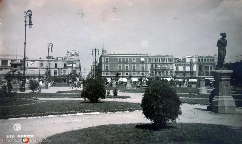 El Zocalo