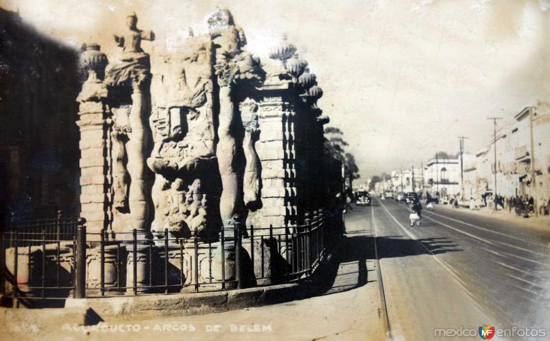 Acueducto Arcos de Belen